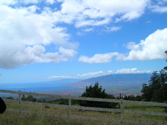 Haleakala Crater: Western Mountains, Maui