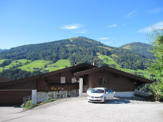Haus Schmetterling: The chalet