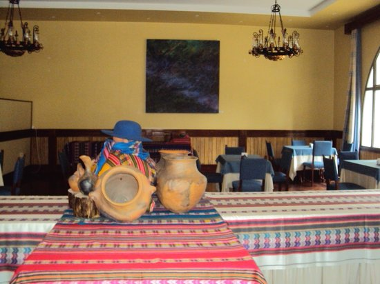 13.-Jujuy-Hotel Termas de Reyes:  confitería