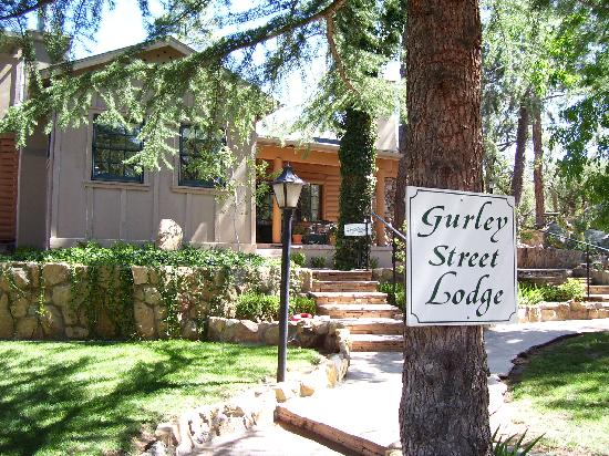 Gurley Street Lodge: Great expectations