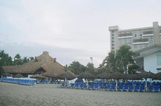Holiday Inn Resort Ixtapa: Playa