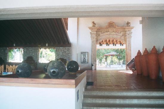 Holiday Inn Resort Ixtapa: Recepción