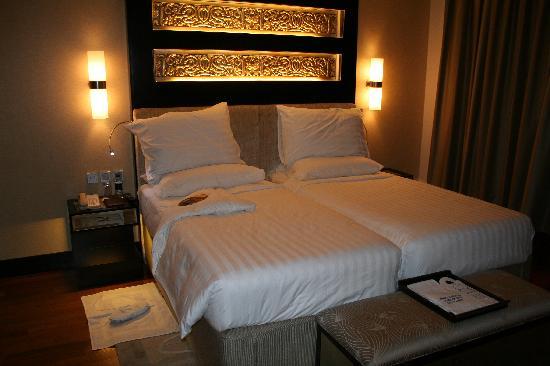 โรงแรมเคมพินสกิมอลล์ออฟดิเอมิเรต: Room view 1
