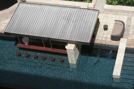 โรงแรมเคมพินสกิมอลล์ออฟดิเอมิเรต: Window view 1