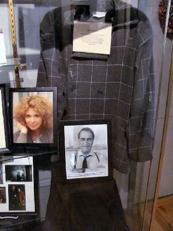 A Christmas Story House: The dad's coat