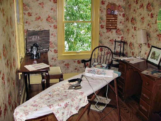 A Christmas Story House: Another room in the house