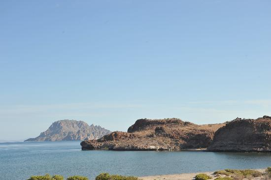 Villa del Palmar Beach Resort & Spa at The Islands of Loreto: the view from our balcony