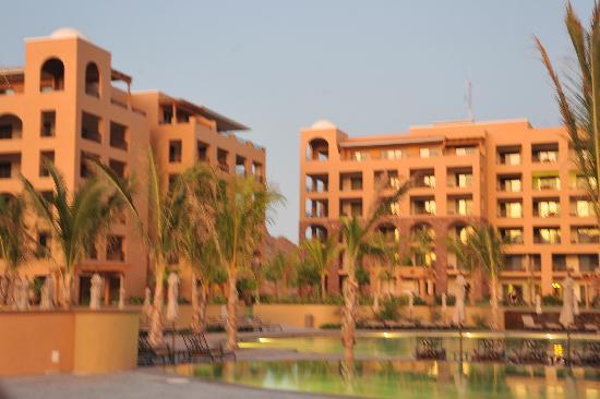 Villa del Palmar Beach Resort & Spa at The Islands of Loreto: view from the pool