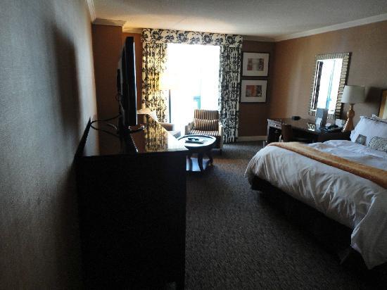 InterContinental Toronto Yorkville: chambre