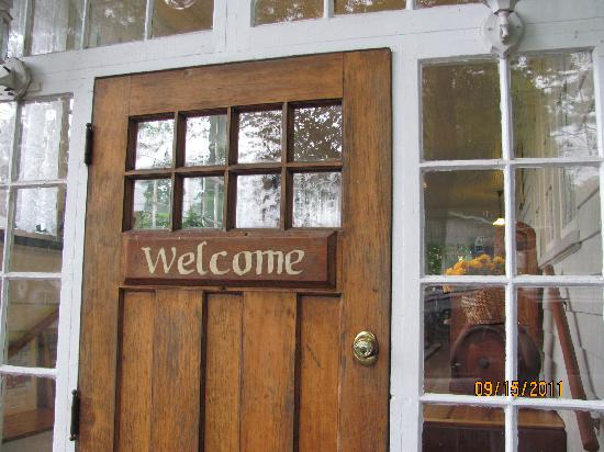The Wilderness Inn Bed and Breakfast: The open door for the weary traveler...