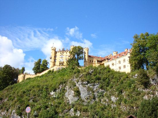Schloss Hohenschwangau: Hohenschwangau Castle