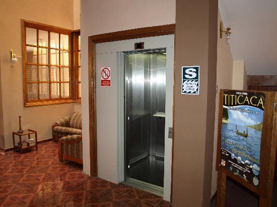โรงแรมเกลกาตานิ: ASCENSOR
