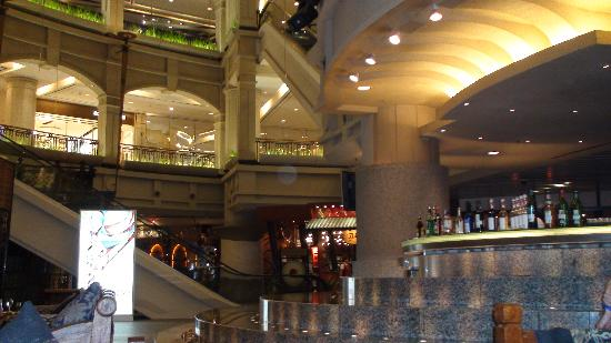 โรงแรมเจดับบลิว แมริออท กัวลาลัมเปอร์: Nice Lounge