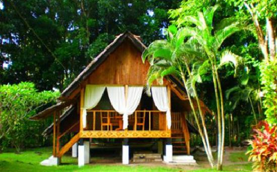 Nypa Style Resort Camiguin: White Cottage