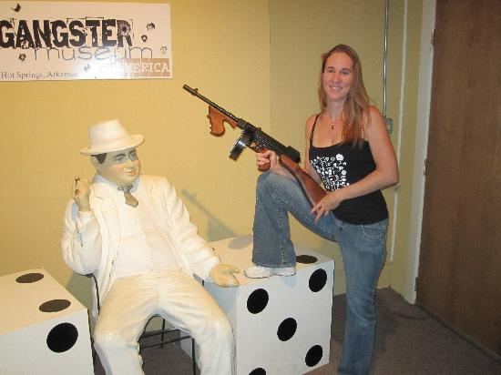 Gangster Museum of America: Armed Ambre