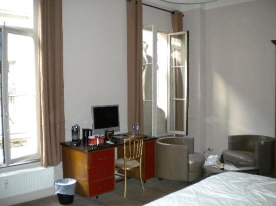 Le Vaudeville - Chambres d'Hotes: The room