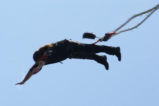 Hanmer Springs Attractions: Bungy