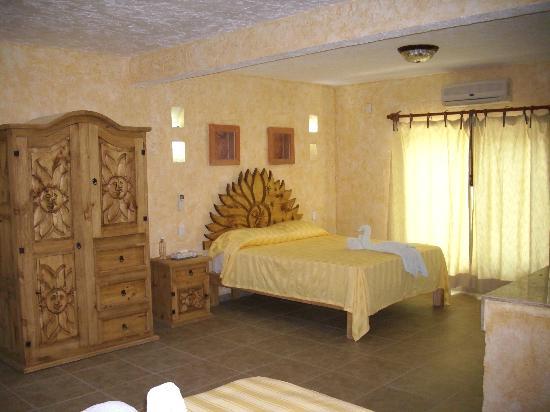 Pesca Maya Fishing Lodge: Robinson rooms