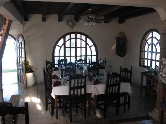 Pesca Maya Fishing Lodge: dining area Seaclusion