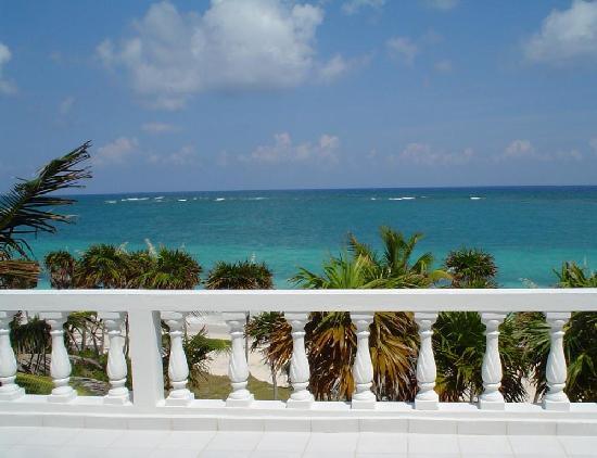 Pesca Maya Fishing Lodge: view from Seaclusion