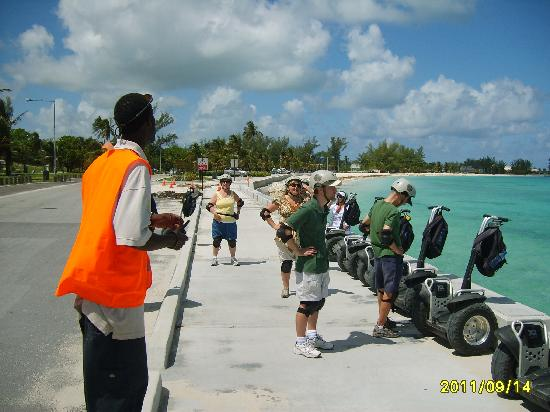 CST Bahamas Tours: One of the stops we made
