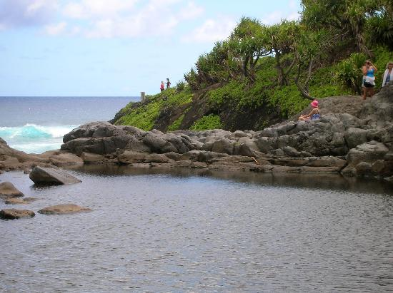 Ohe'o Gulch: Entry way to the Pools