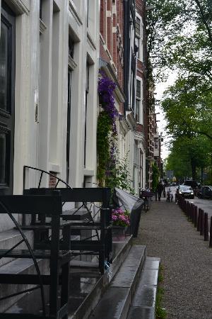 Rho Hotel: rue