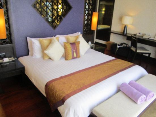 ดุสิตธานี ลากูน่า รีสอร์ท: Master Bedroom