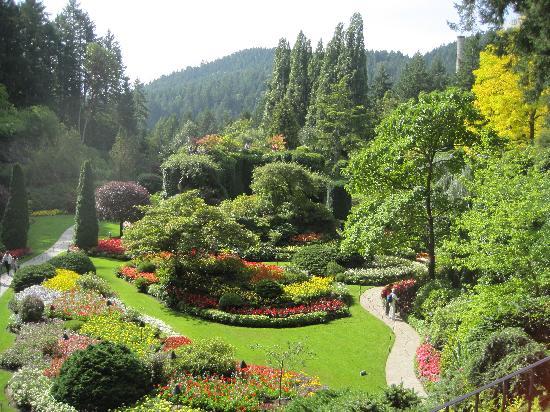Central Saanich, Kanada: Gardens