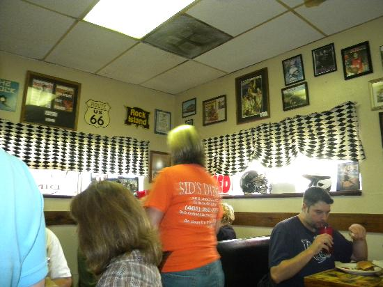 Sid's Diner: Sid's is Great