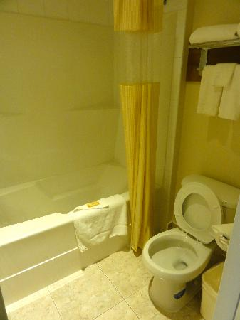 Days Inn Surrey: Bad