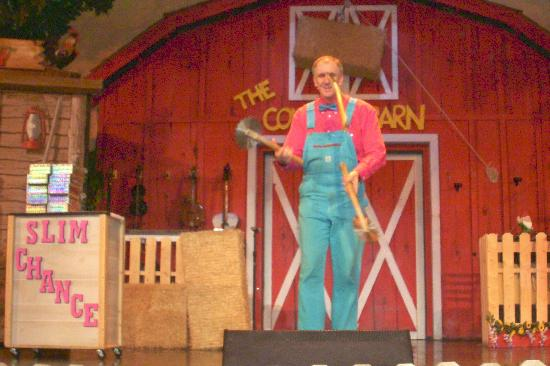 Comedy Barn: Juggling act