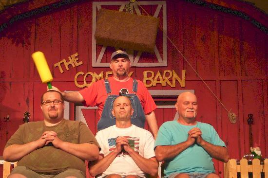 Comedy Barn: Comedy act