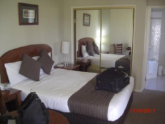 โรงแรมเลเชอร์อินน์โพโคลบินฮิลล์: Bedroom