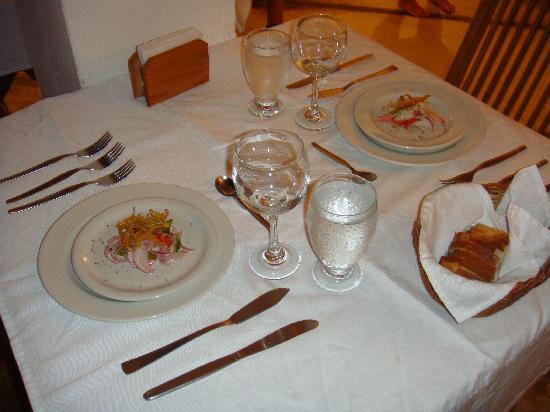 Posada La Cigala: Jantares perfeitos!