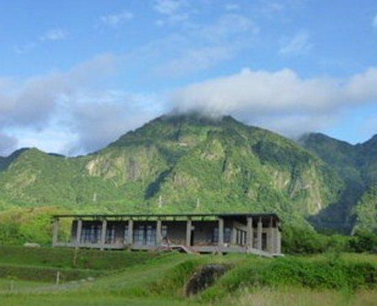 Wumum B&B: 舞木全景,背山面海,環境優雅寧靜