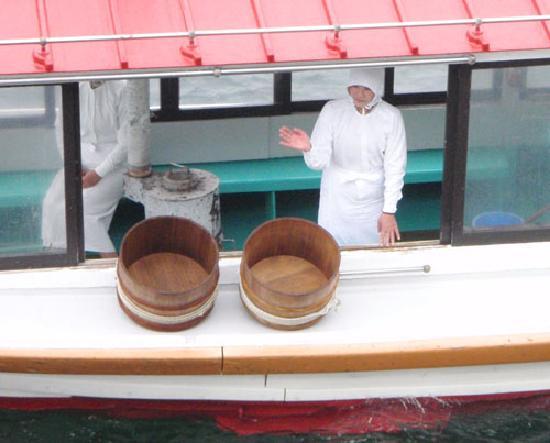 Mikimoto Pearl Island: 海女さん1