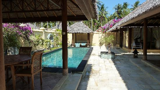 Kura Kura Resort: kura kura pool villa