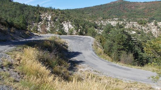 Gorges du Verdon: ..que la montagne est belle !