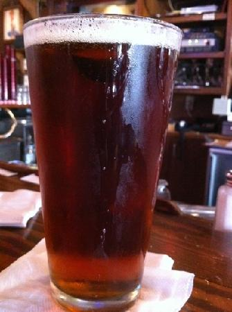 Huey's Downtown: Selection of ice cold draft beer
