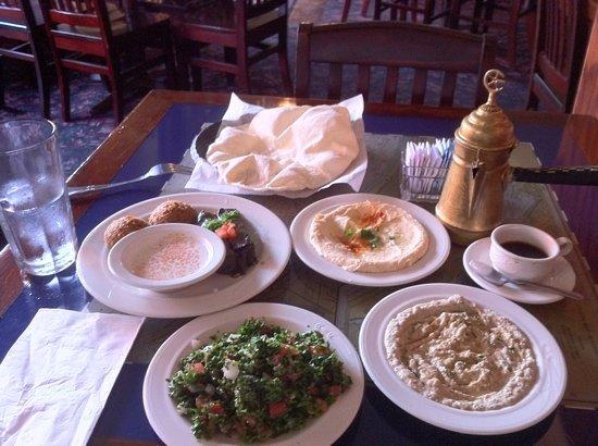 The BEST middle eastern    - Review of Karam Lebanese