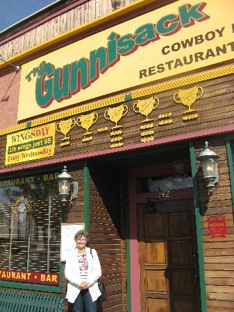 The Gunnisack: Gunnisack Restaurant in Gunnison CO
