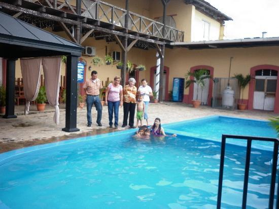 Hotel Antigua Comayagua: Comayagua Sept. 16--17