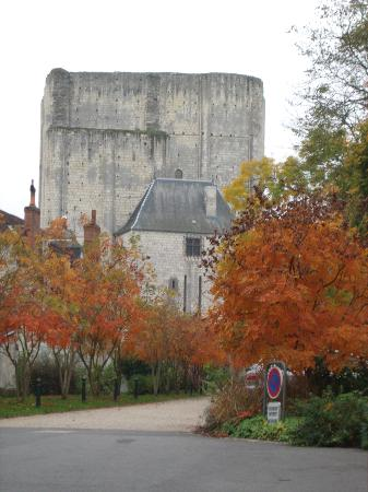 Royal City of Loches: Loches, 11th century keep