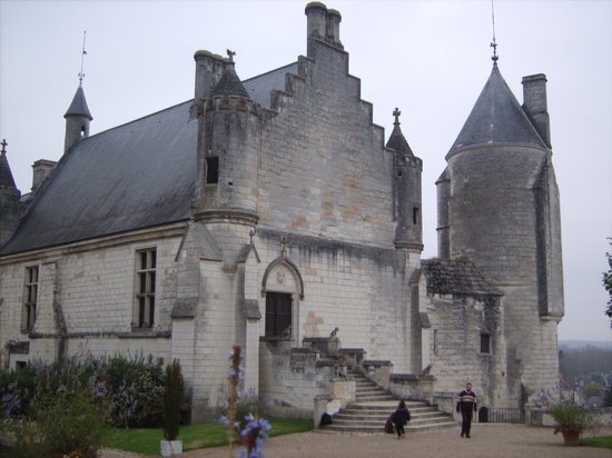 Loches Chateau