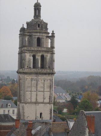 Cité Royale de Loches : Loches, Renaissance tower