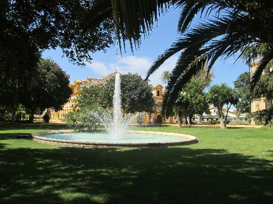 Fundación Real Escuela Andaluza del Arte Ecuestre: Grounds of the Royal Equestrian School