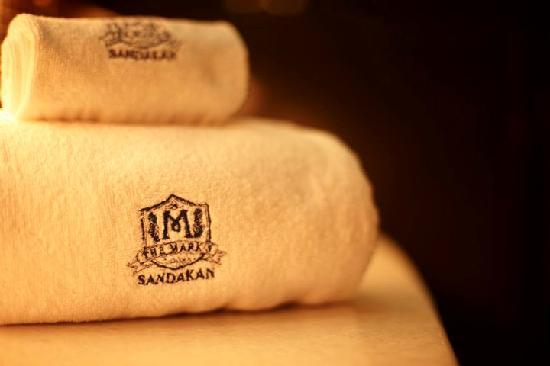 เดอะ มาร์คส์ ลอดจ์: Towel