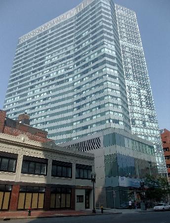 W Boston: W Hotel exterior