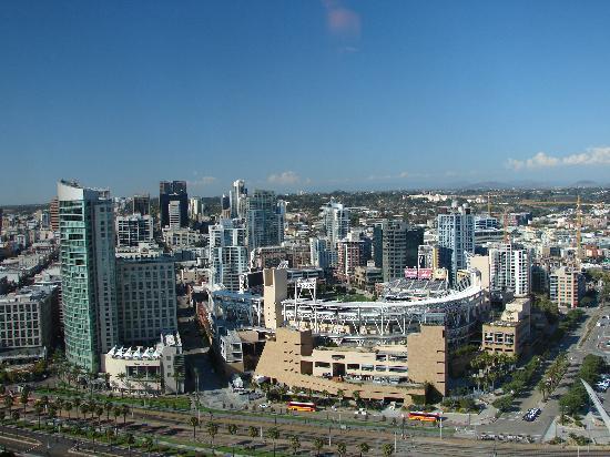 Hilton San Diego Bayfront: Downtown SanDiego-Petco Stadium